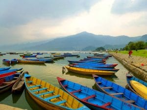 Lakeside Pokhara Annapurna