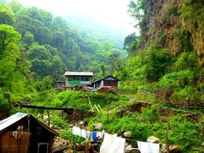 Annapurna region of Nepal
