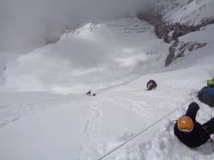 Climb Island Peak 2019