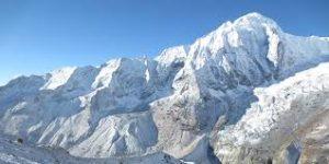 Tent peak 5,695m