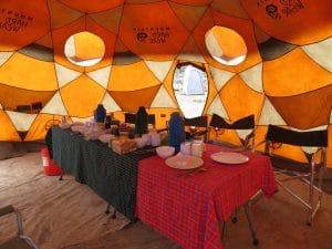 Ian Taylor Trekking Dining Tent