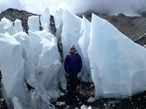 In Everest Base Camp