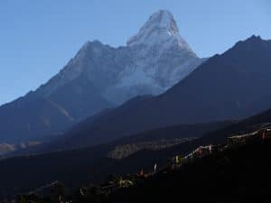 The stunning Ama Dablam