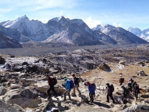 Two main differences between Kilimanjaro and Everest Base Camp Trek