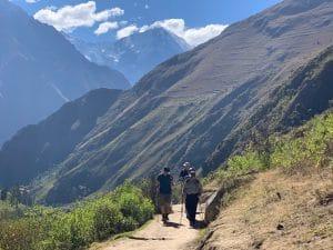 Ian Taylor Trekking trips to Machu Picchu
