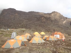 Climbing Kilimanjaro for the second time