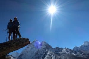 Trekking to Everest Base Camp in February or March