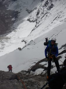 Meet our mountaineering guide