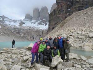 Torres del Paine Classic 'W' trekking adventure