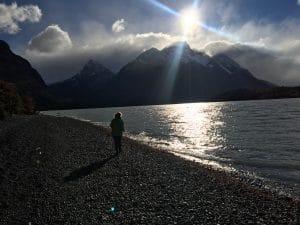 Dickson Camp in Torres Del Paine