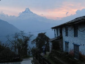 Stunning Views on the Annapurna Base Camp Trek