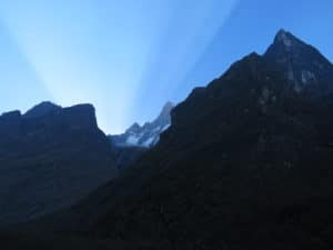 Daily distances on the Annapurna Base Camp Trek