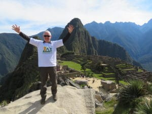 The Magical City of Machu Picchu