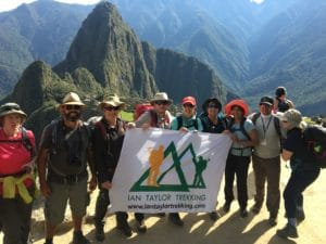 Reaching Machu Picchu with Ian Taylor Trekking