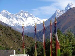 The Sherpa Museum in Namche Bazaar
