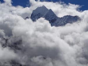 Stunning views in the Everest Region