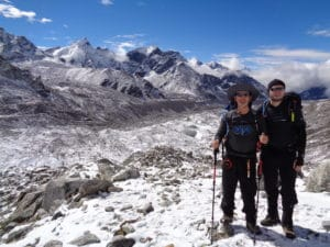Reaching Everest Base Camp with Ian Taylor Trekking