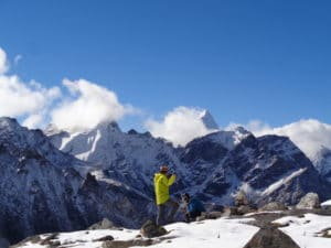Join Ian Taylor Trekking in Everest Base Camp