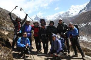 Ian Taylor Trekking for your Everest Base Camp Trek