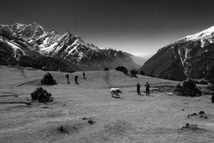 The Trek to Everest Base Camp with Ian Taylor Trekking