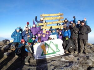 Who is the best service provider on Mount Kilimanjaro