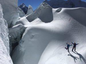 Island peak is a climb not a trekking peak.