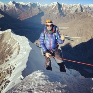 Meet our Mountaineering Guides
