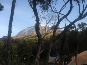 Climbing Kilimanjaro in January and February
