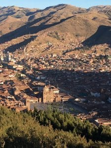The Beautiful City of Cusco Peru
