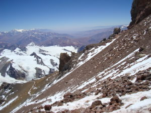 How should you be training to climb Aconcagua