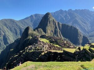 The Inca Trial to Machu Picchu