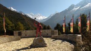 Sherpa Museum in Namche Bazaar