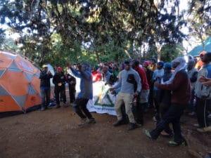 Kilimanjaro Mountain Guide of the Year 2019