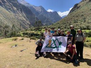 The Classic Inca Trail Trek