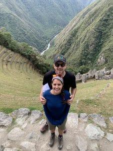 Wiñayhuayna Inca Site