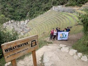 Wiñayhuayna Incan site