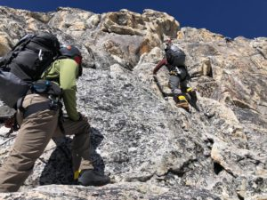 Mountain Training in Colorado