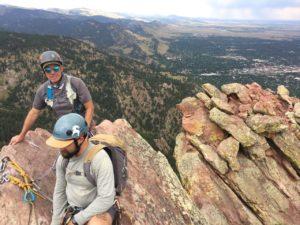 Colorado Mountain training