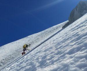 Mountaineering Training in Colorado