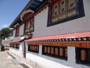 The Pangbouche Monastery