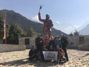 The Sherpa Museum near Namche