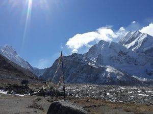 Near Kanchenjunga