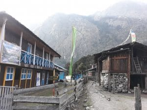 Kanchenjunga Region of Nepal
