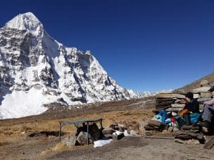 On route to Kanchenjunga