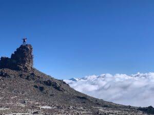 Camp Colera at 6,000m