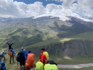 The Summit of Crown Peak
