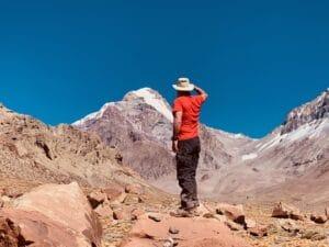 Aconcagua Vacas Valley Traverse