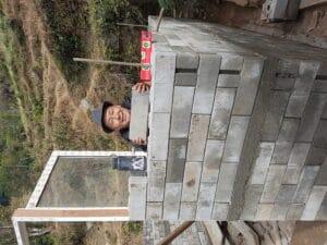 Dawa Sherpa doing his part
