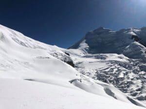 Himlung Peak in Nepal