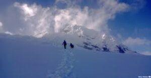 High on Chimborazo